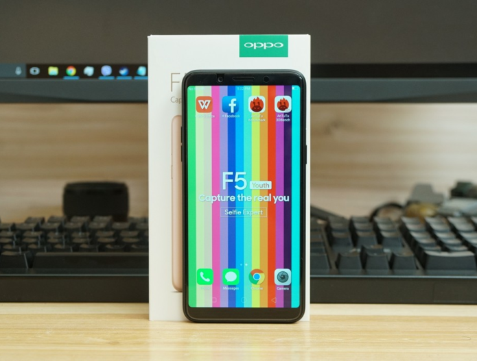OPPO F5 Youth Review