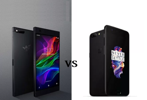 Razer Phone VS OnePlus 5 Specs Comparison