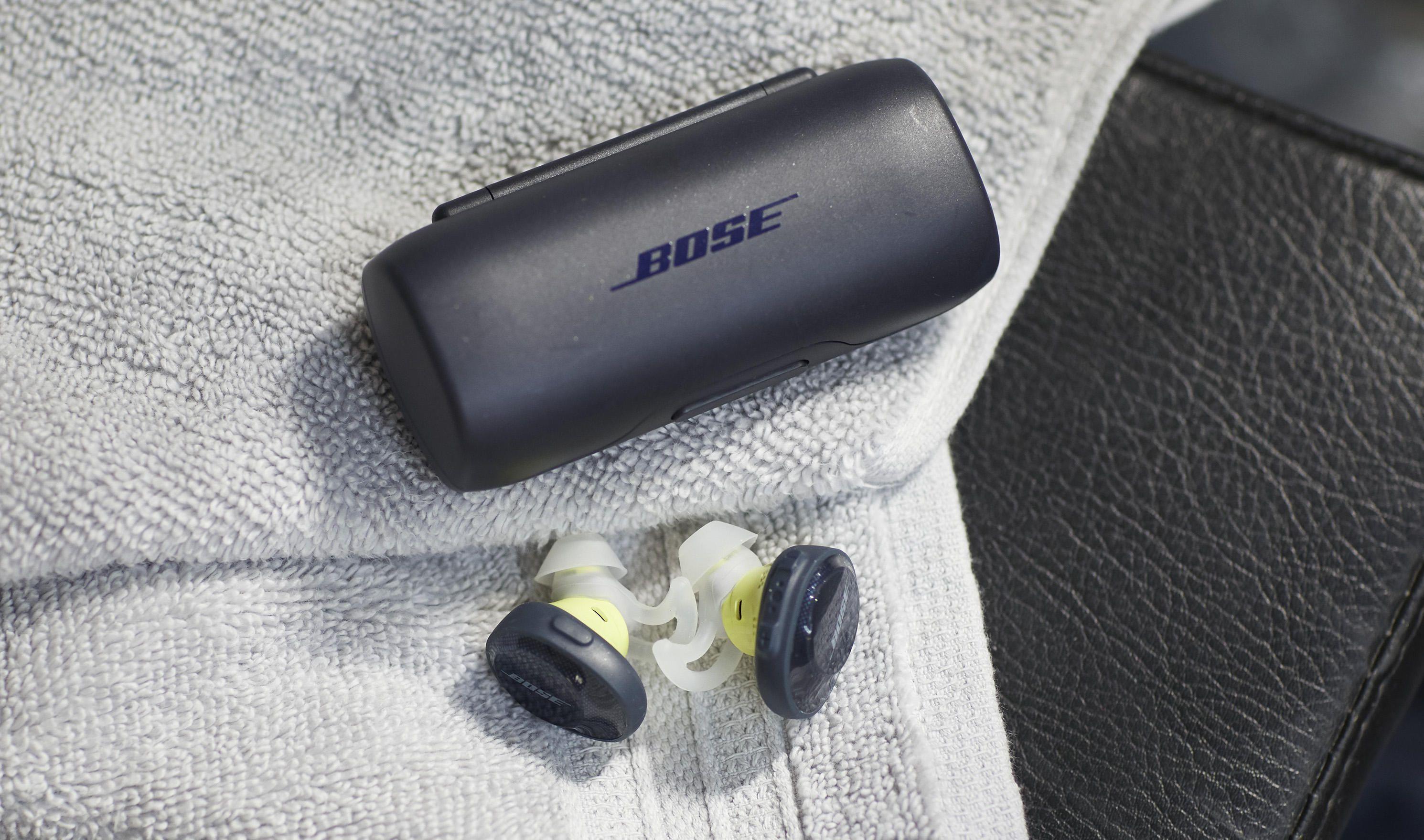 Bose SoundSport Free review | GearOpen
