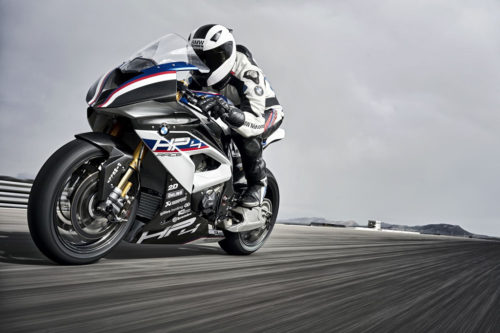 BMW HP4 Race First Ride Review