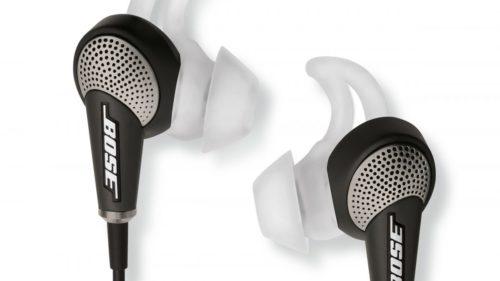 Bose QuietComfort 20i review
