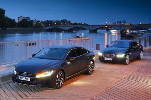 New Volkswagen Arteon vs Jaguar XE Comparison