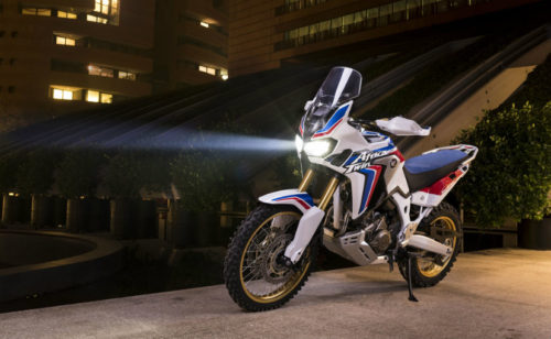 First Look: 2018 Honda Africa Twin Adventure Sports