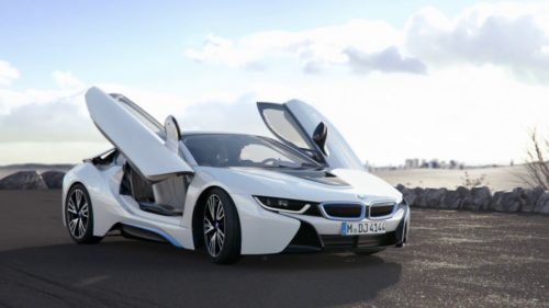 2017 BMW i8 Review: A 21st Century Supercar
