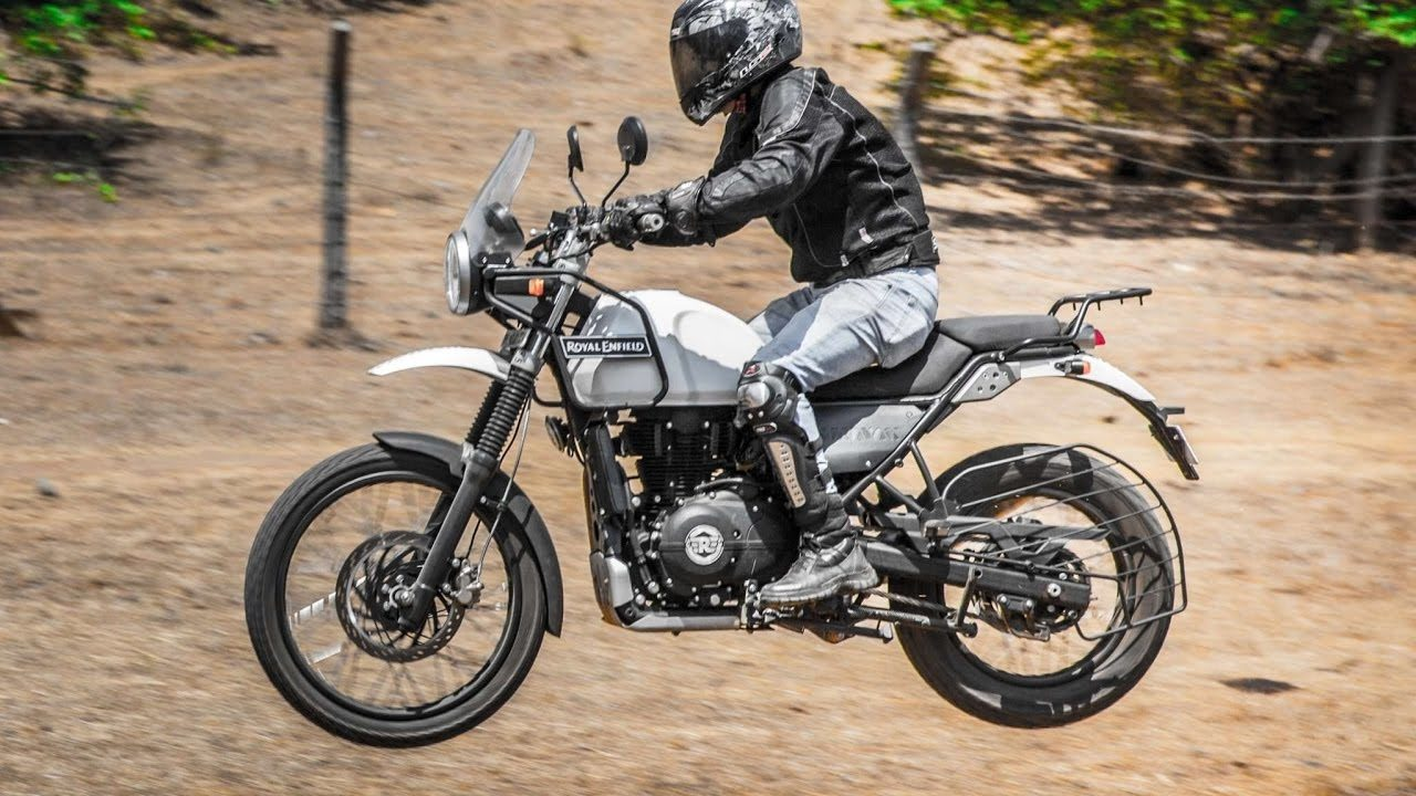 2018 Royal Enfield Himalayan Preview Gearopen