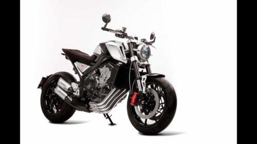 First Look: 2018 Honda CB1000R