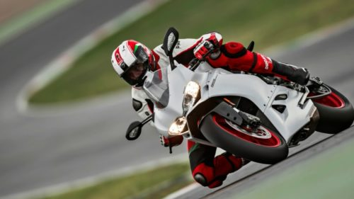 First Look: 2018 Ducati 959 Panigale Corse