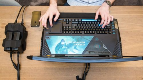 The Best VR-Ready Laptops 2017