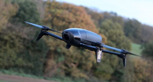 Parrot Bebop 2 Power FPV review