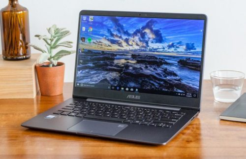 Asus ZenBook UX430 Reviewed: Light Weight, Great Screen, Good Price