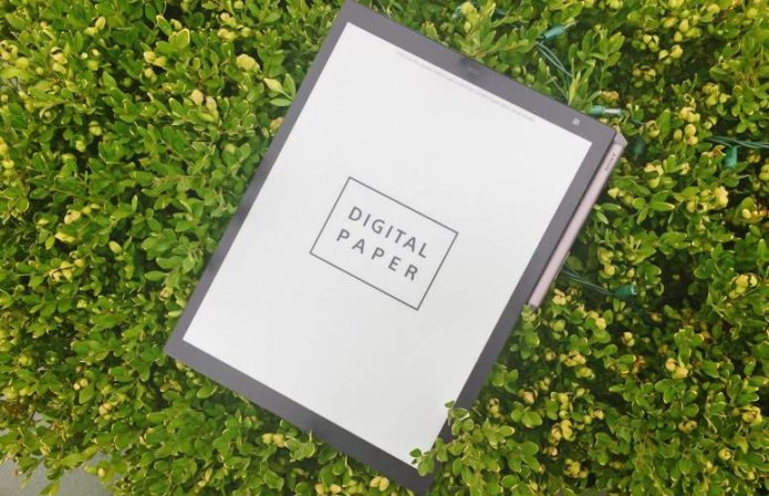 Sony Digital Paper DPT-RP1 Review