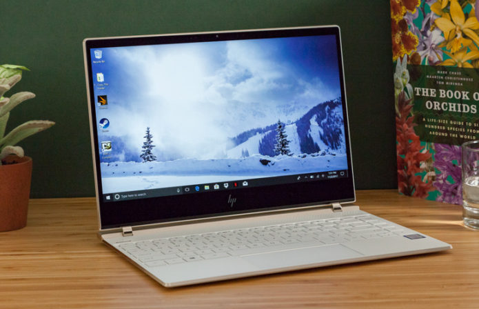 HP Spectre 13 (8th Gen Core) Review