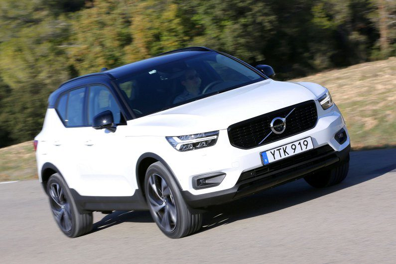 2018 Volvo XC40 Review | GearOpen