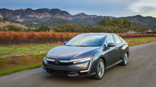 2018 Honda Clarity review