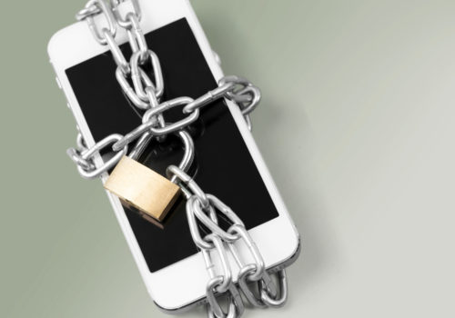 Why You Should Lock Your iPhone with a Password, Not a PIN