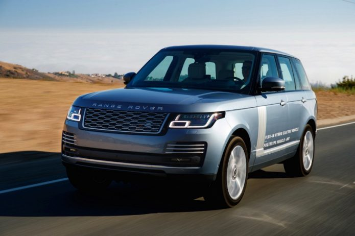 2018 Range Rover P400e PHEV prototype FIRST DRIVE review - price, specs and release dates
