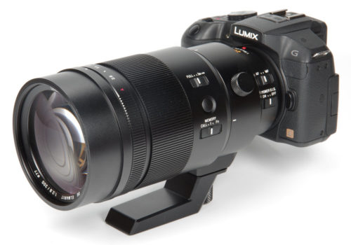 Panasonic Leica DG Elmarit 200mm f/2.8 Power O.I.S Review