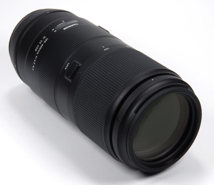 Tamron 100-400mm f/4.5-6.3 Di VC USD Lens Review