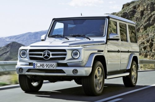 Meet the all-new 2019 G-Class: A Mercedes icon reinvented