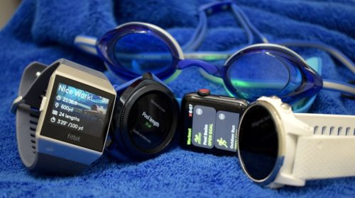 Big test: Four smartwatches compete on swim tracking