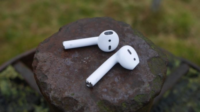 And finally: Second generation Apple AirPods will launch in late 2018