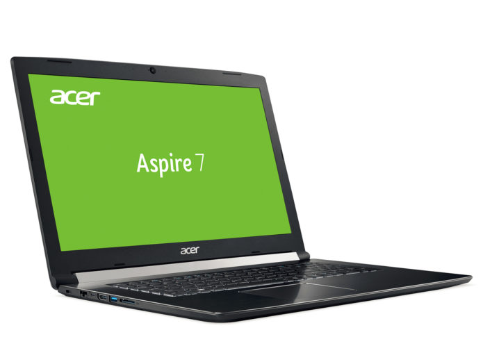 Acer Aspire 7 (A717-71G) review – Acer's high-performance mid-ranger
