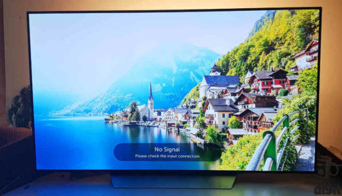 LG OLED65C7T Review