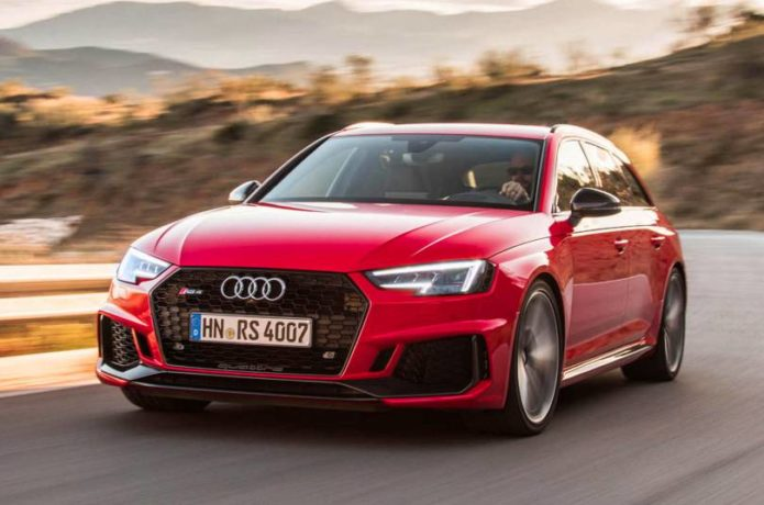 2018 Audi RS4 Avant FIRST DRIVE review – prices, specs and release date