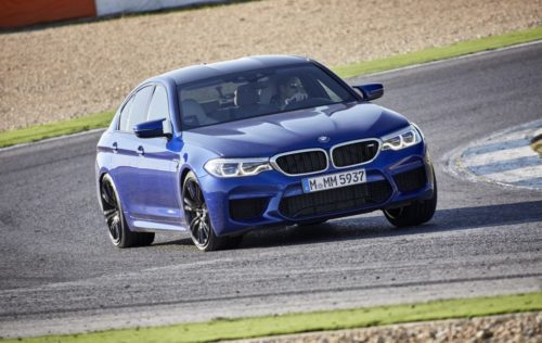 2018 BMW M5 First Drive: V8 and AWD for the most advanced M-car
