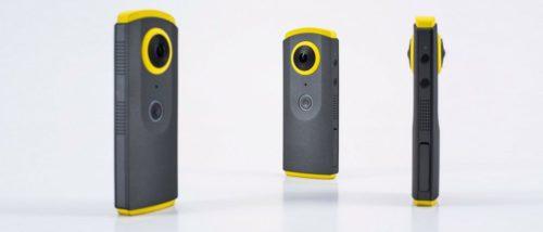 Detu Twin 360-degree camera review