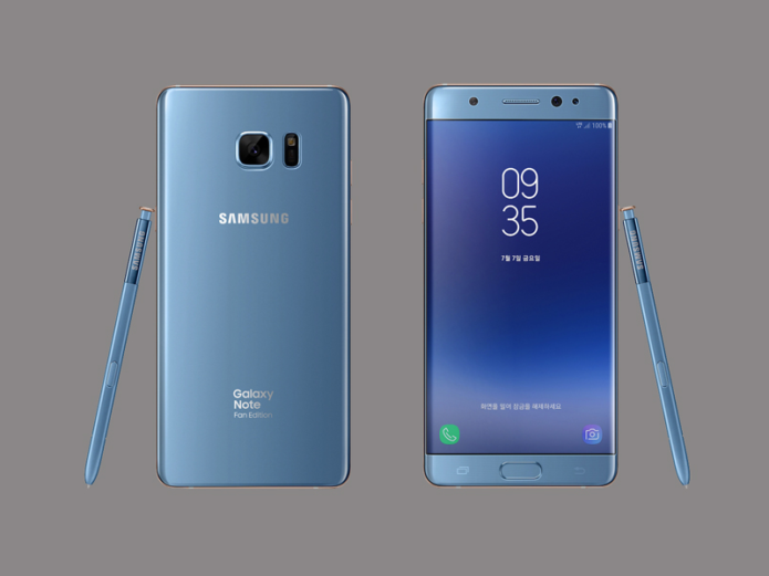 Should You Buy The Samsung Galaxy Note FE Edition This December?
