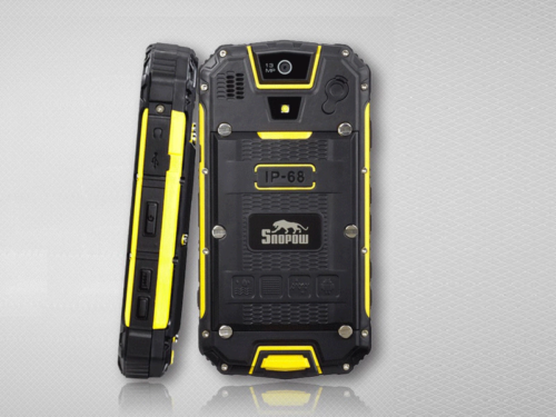 Snopow M5P Review: Best Rugged Smartphone for outdoor activities