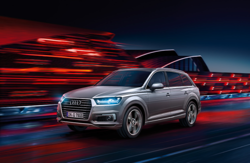 Audi Q7 E-Tron: The hybrid revolution just got its own superhero