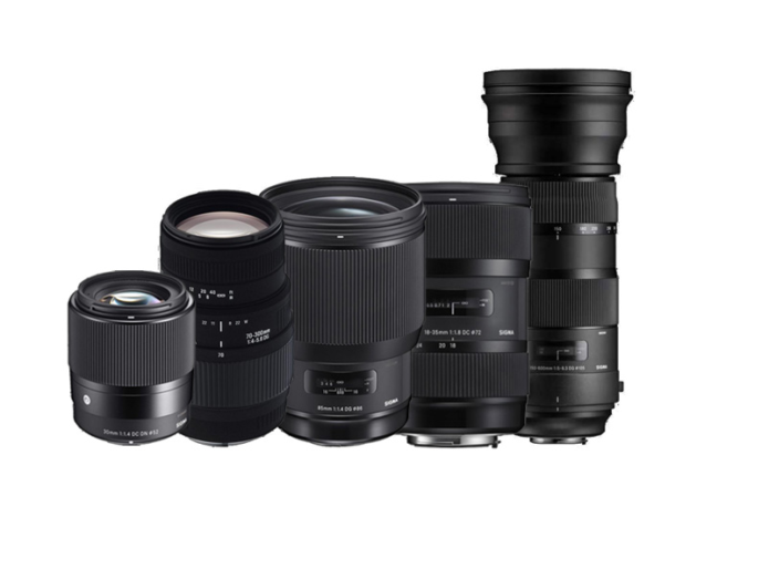 5 of the Best Sigma Lenses
