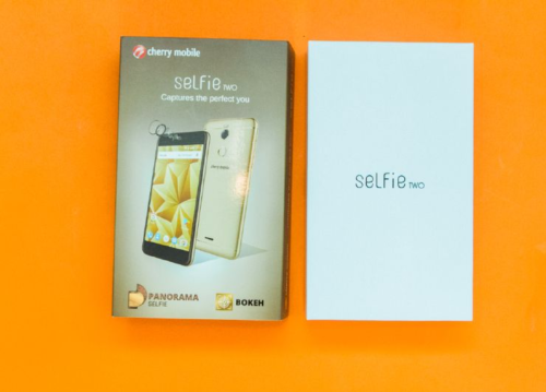 Cherry Mobile Selfie Two Unboxing, Quick Review: Budget Selfie Shooter?
