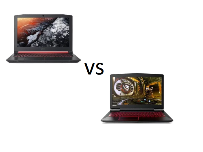 Acer Nitro 5 vs Lenovo Legion Y520 – what are the differences?