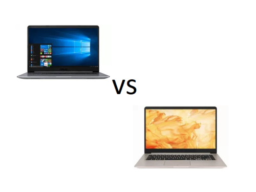 ASUS VivoBook F510UA (X510) vs ASUS VivoBook S15 (S510) – what are the differences?
