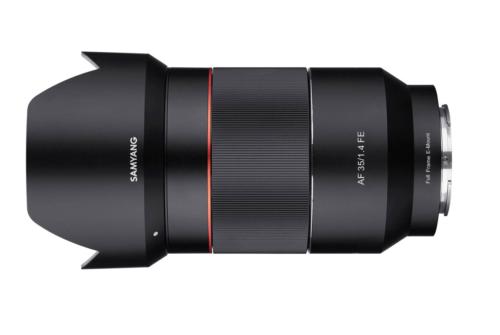 Samyang AF 35mm f/1.4 FE Review
