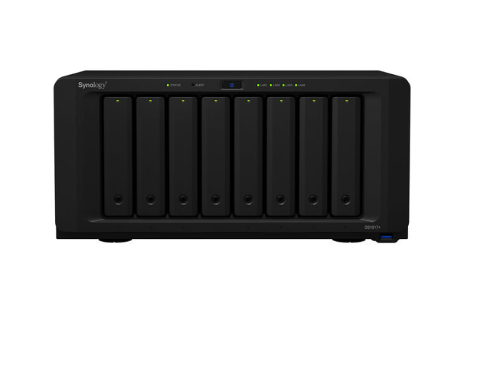 Synology DS1817+ Review