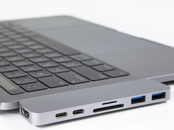 MacBook Pro Thunderbolt 3 adapter guide: How to connect an iPhone, display, hard drive, and more
