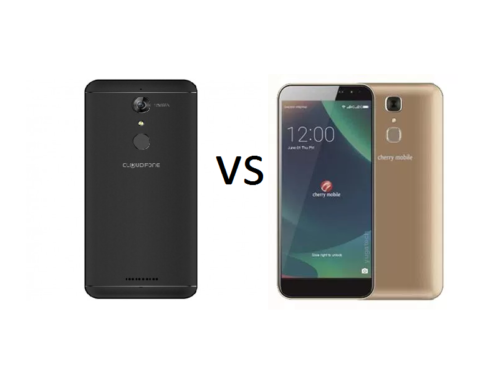 Cloudfone Next Infinity vs Cherry Mobile Flare S6 Deluxe Specs Comparison