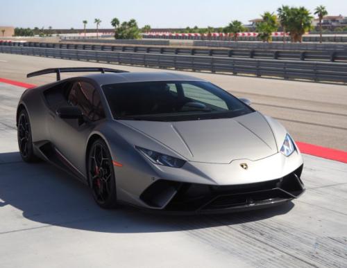 The 2018 Lamborghini Huracan Performante doesn't want to kill you