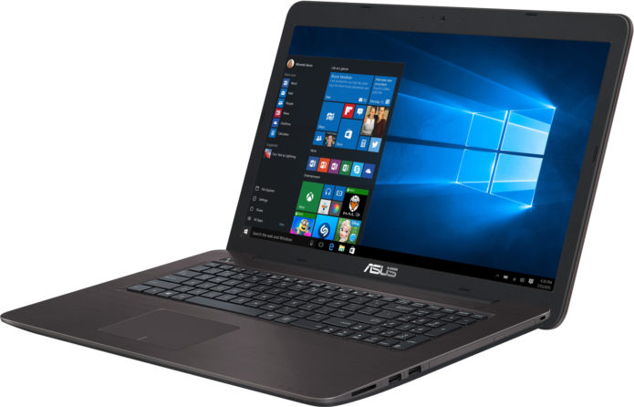 ASUS X756UQ/K756UQ review – looks good but fails to impress with everything else