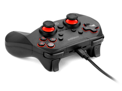 Snakebyte Game Pad S Pro Review: Switch Pro Controller on a Budget