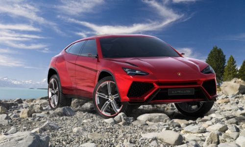 Everything You Need to Know About the 2019 Lamborghini Urus
