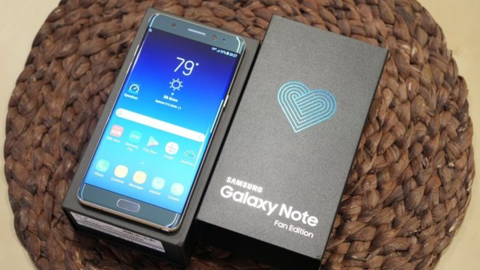 Samsung Galaxy Note Fan Edition Review