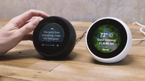Amazon Echo Spot Review: Alexa's cutest container