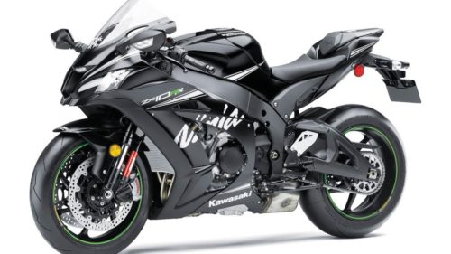 2018 Kawasaki Ninja ZX-10R SE Preview