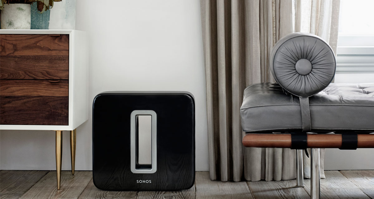 Sonos Sub Review All About That Bass Gearopen