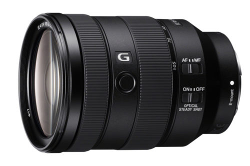 Sony FE 24-105mm f/4 G OSS Review